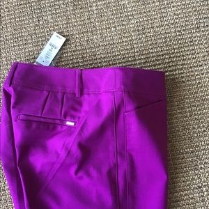 NWT White House Black Market fustian pants